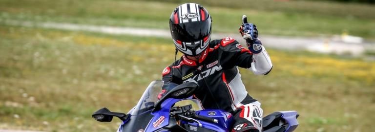 DRRS - Stages moto sur circuit  - Circuit d'Alès