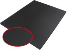 MOUSSE DE SELLE A COLLER ET A DECOUPER 40x50x1.5 cm. Effet peau sur la face externe