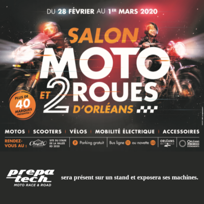 Affiche salon Orléans 2020
