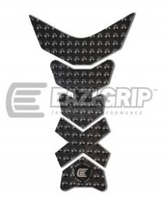Protection de réservoir centrale - Design C, modèle EVO couleur NOIR