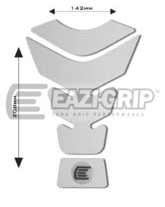 Protection de réservoir centrale - Design G, modèle PRO couleur CLAIR