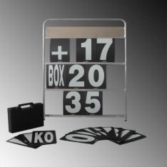 TABLEAU DE PANNEAUTAGE (avec malette de chiffre)