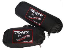 Couverture chauffante TRACK STANDARD SET M/XL 120X17 -200X16-17 avec logo track by tournay