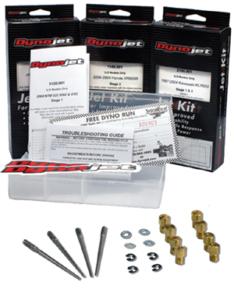 Kit carburation stage 1 et 2