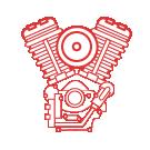 logo mise au point et gestion moteur